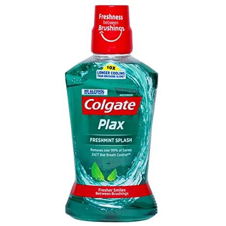 Colgate Plax Mouthwash - Fresh Mint 500 ml
