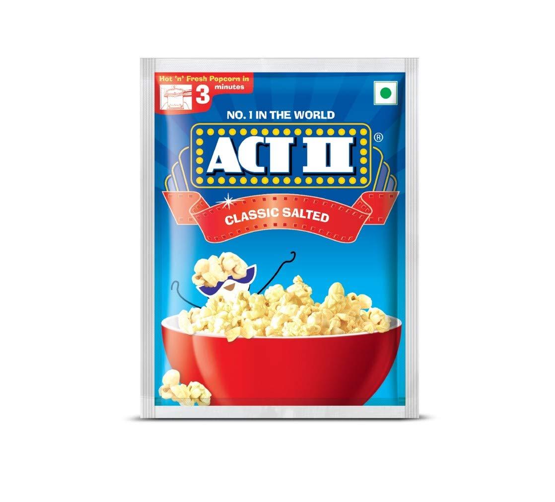 ACT ll Popcorn
