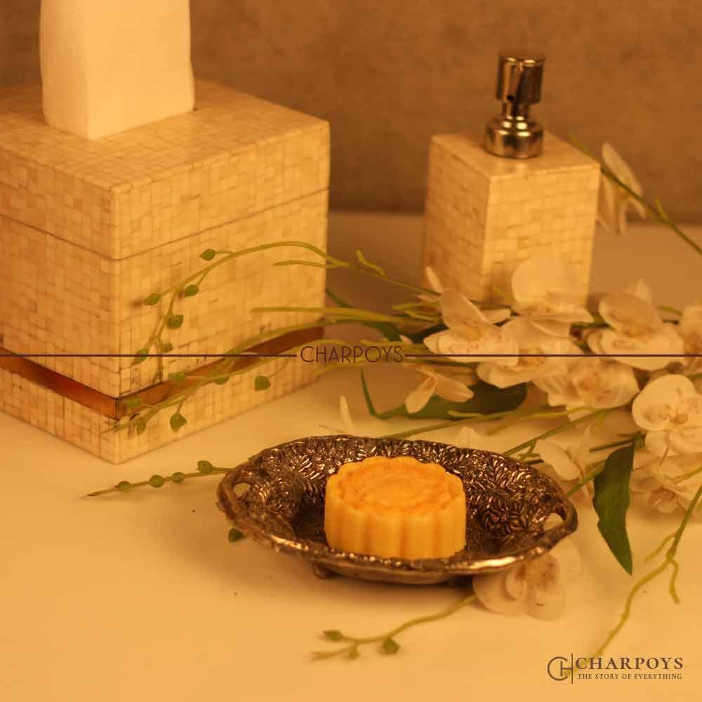 Soap tray  Round Shape